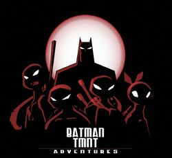 Batman TMNTad
