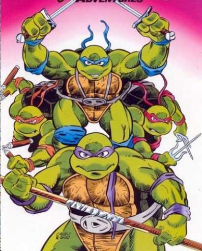 Teenage Mutant Ninja Turtles Archie Tmntpedia Fandom Powered