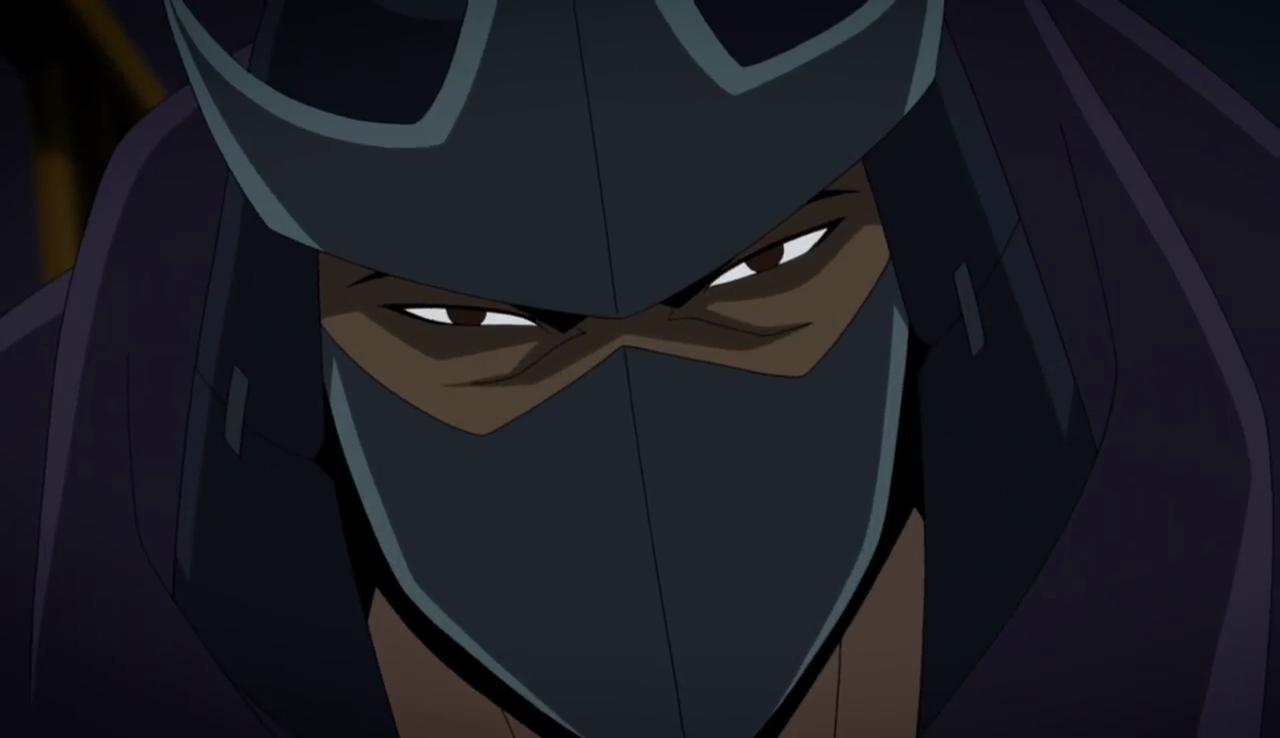 Oroku Saki Batman Vs Tmnt Tmntpedia Fandom