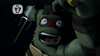 Raph screaming