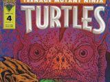 Teenage Mutant Ninja Turtles issue 4 (Vol. 2)