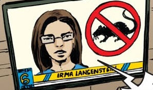Irma Langenstein (IDW) from Kingdom of Rats, part 3 0001
