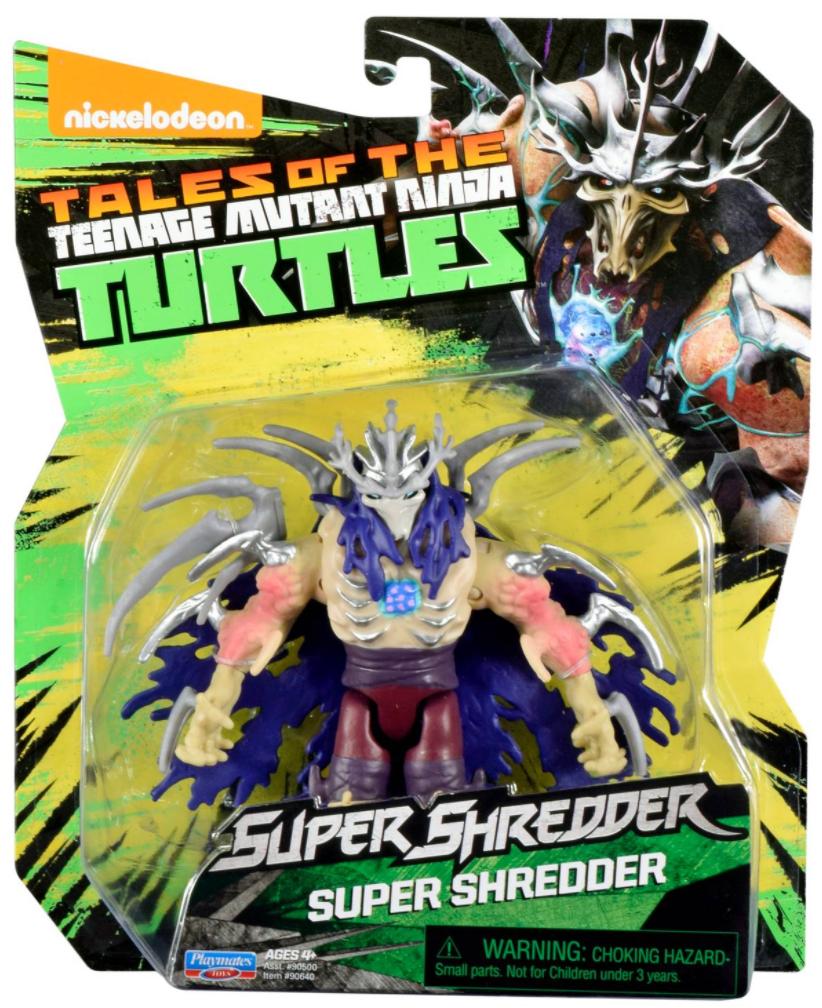 Super Shredder 2016 Action Figure Tmntpedia Fandom