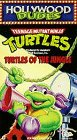 TMNT Turtles of the Jungle VHS