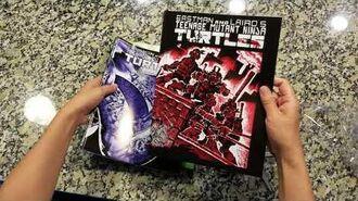 Unboxing the Teenage Mutant Ninja Turtles (TMNT) 35th Anniversary Box Set-0