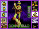 Donatello collage