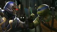 Injustice 2 trailer - leo darkseid