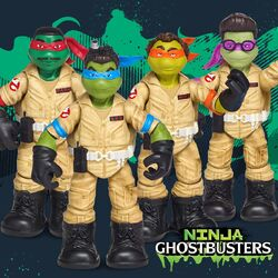 Ninjaghostbusters
