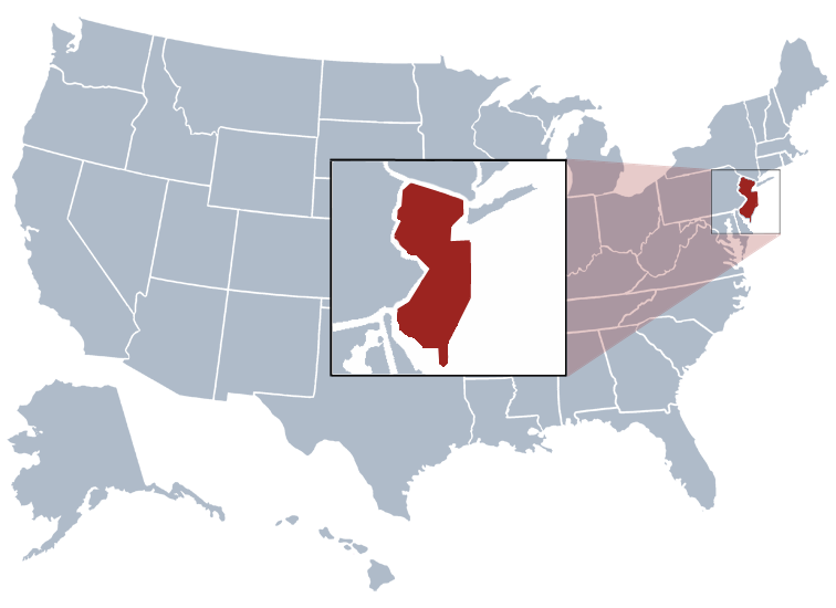 New Jersey TMNTPedia