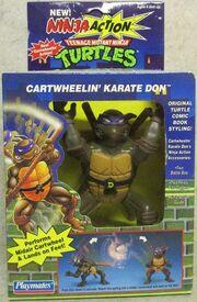 Cartwheelin karate Don