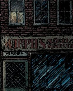 Morph's Adult Novelties