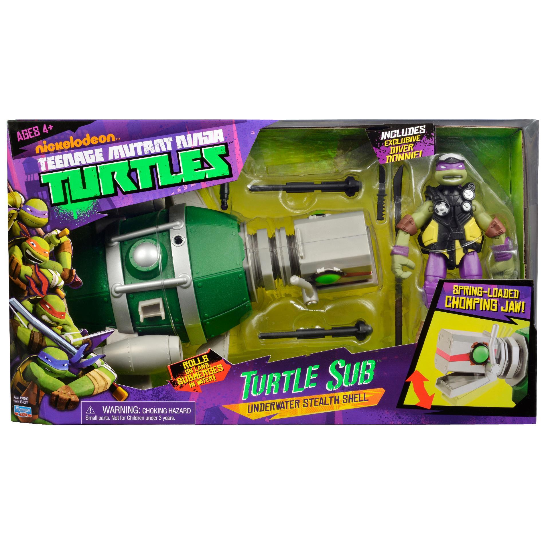 Tmnt Turtles 2014 Toy At Kmart Sub : Category figure vehicle combo toys tmntpedia fandom