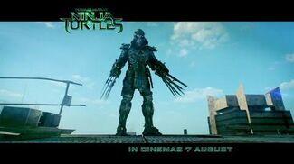 TMNT Movie - International TV Spot 5