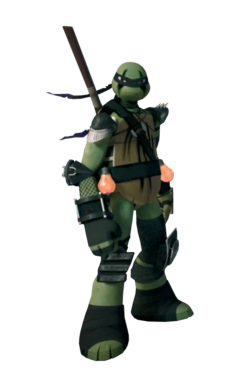 Super-ninja-donatello