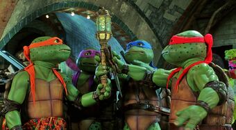 Teenage Mutant Ninja Turtles Iii Tmntpedia Fandom