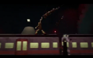 Train jump