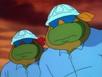 Raphael and Michaelangelo (Shredderville)