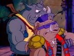 Rocksteady holds Bebop