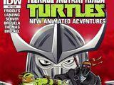 Teenage Mutant Ninja Turtles: New Animated Adventures issue 11