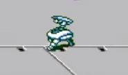 Beam walker enemy