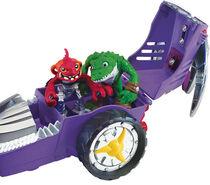 HSH Shreddermobile pu4