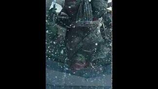 TMNT Movie - Raphael Motion Poster