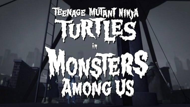 Monsters Among Us Tmntpedia Fandom Powered By Wikia