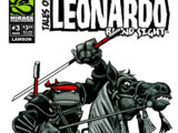 Tales of Leonardo: Blind Sight issue 3