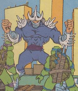 Shredder super m2