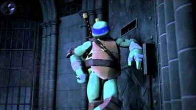 "Teenage Mutant Ninja Turtles ""Vengeance is Mine"""