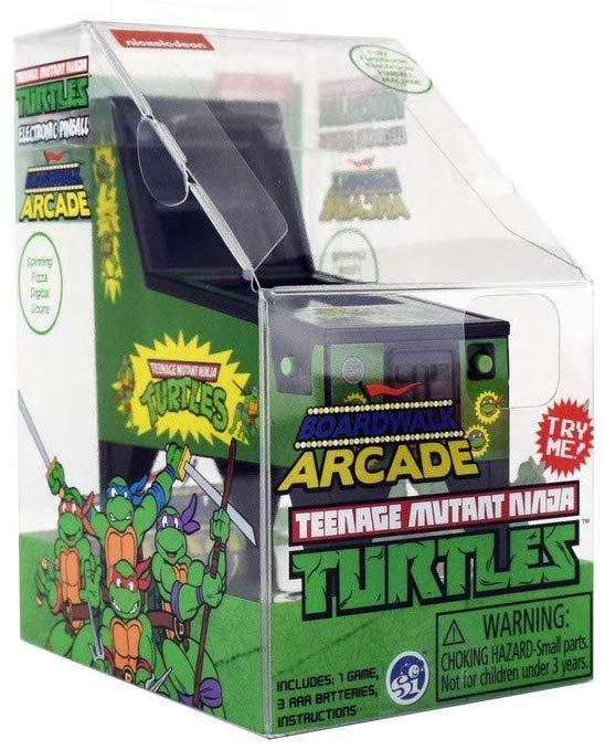 1991 Data East Teenage Mutant Ninja Turtles pinball super kit TMNT