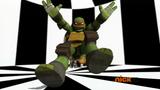 Raphael jumping