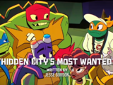 Hidden City's Most Wanted