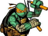 Michelangelo (IDW video games)