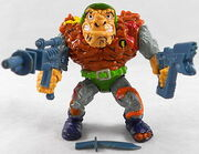 TMNT 87 General Traag toy