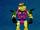 Warrior Bebop (unreleased action figure)