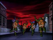 Wrath of the rat king 103 - turtles