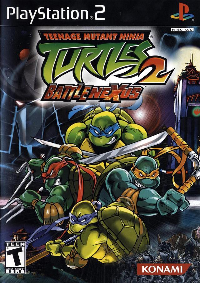 Teenage Mutant Ninja Turtles 2: Battle Nexus | TMNTPedia | FANDOM