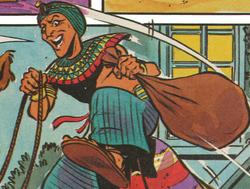 Pharaoh fleetway
