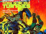 Teenage Mutant Ninja Turtles: The Collected Book 4