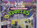 Movie Star Foot Soldier (1992 action figure)