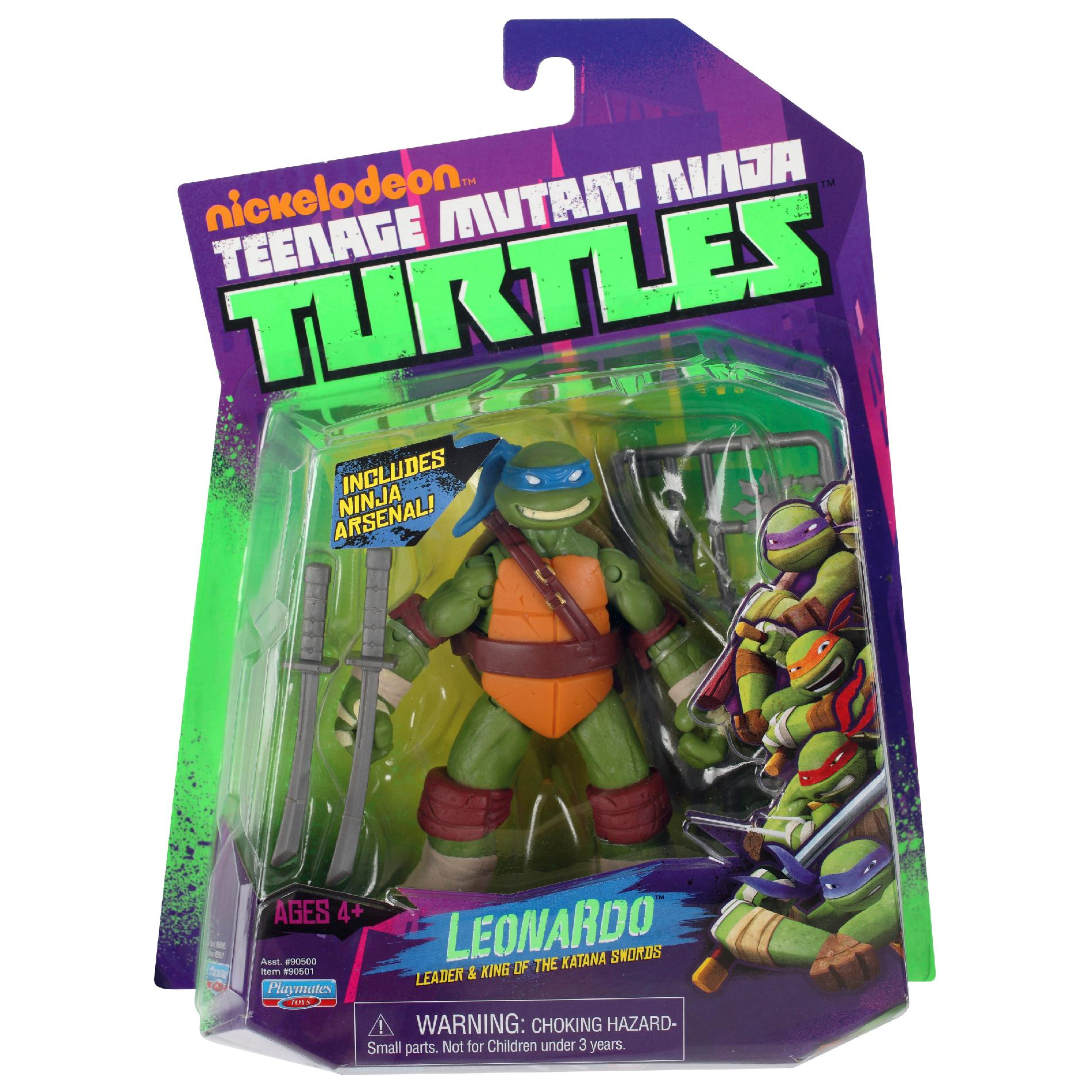 Teenage Mutant Ninja Turtles 2012 Neuralizer Toy : Leonardo action figure tmntpedia fandom powered