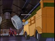 The return of dregg 121 - turtle van