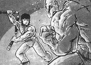 TMNT Buff Nordick vs Chang Lee