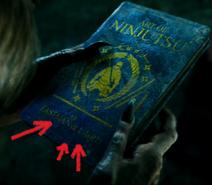 Eastman and laird book ninja reference