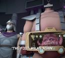 The Foot Walks Again!