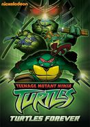 Turtles Forever Alternative Poster