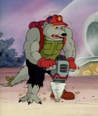 Dirtbag 1987 Tv Series Tmntpedia Fandom Powered By Wikia