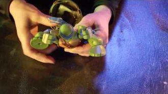 Pet to Ninja Mutation Figure - Instructional Video