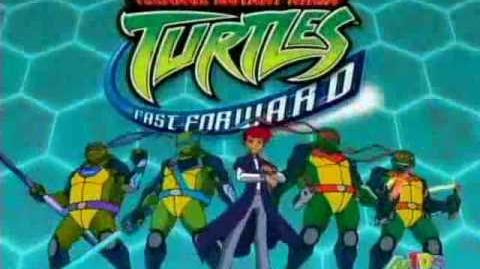 TMNT 2003 Season 6 English Opening